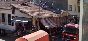 Sungurlu İtfaiyesi 2016 yılında 341 yangına müdahale etti