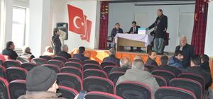 Eleşkirt'te SYDV mütevelli muhtar üye seçimi