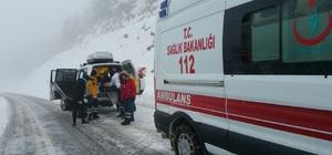 Antalya'da diyaliz hastalarının imdadına 112 Acil Servis yetişti