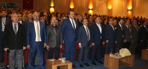 """""""15 Temmuz Milli İrade Mücadelesi ve Sivil Toplum"""" konferansı"""
