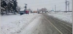 Kilis'te kapalı köy yolu kalmadı