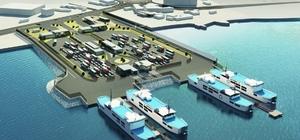 Gelibolu feribot terminali için protokol imzalandı
