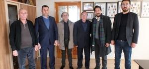 AK Parti'den  Didim Esnaf Odasına ziyaret