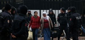 Mersin'deki terör operasyonları