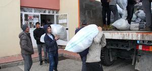 Öğrencilerden Halepliler için yardım seferberliği