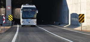 Başkan Murat çakır: Şaphane 'aç-kapa tüneli' trafiğe açıldı
