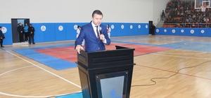 Şehit Sonat Güzel Kapalı Spor Salonu hizmete açıldı