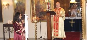 İskenderun'da Türkiye için dualar edildi, barış mesajları verildi