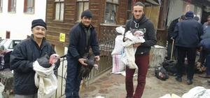 Taraklı'da hindi satışları başladı