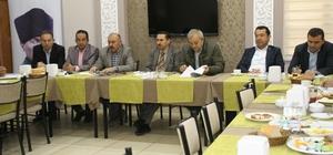 Devrek TSO tarafından kahvaltılı istişare toplantısı düzenlendi