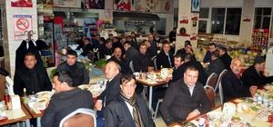 AK Parti Kırıkkale Milletvekili Öztürk, üreticilerle bir araya geldi