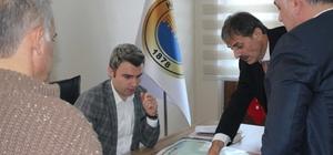 Yusuf Alemdar Başbakan'la görüştü