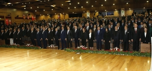 """""""Gaziantep'in Yıldızları Ödül Töreni"""" yapıldı"""