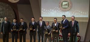"""""""Gaziantep'in Yıldızları Ödül Töreni"""""""