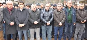 Doğanyurt Belediye Başkanı Kaya'nın babası vefat etti