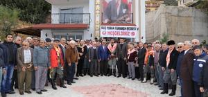 Kaş'ta Yörük müzesi açıldı