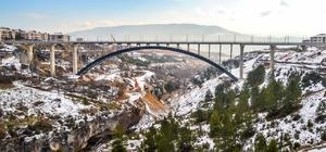 Kanyon Köprü'de Son Rötuşlar