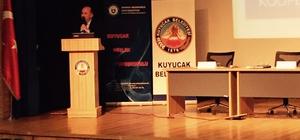 Kuyucak'ta kooperatifçilik konuşuldu