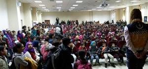 """""""Yaşama Yol Ver 112 Projesi"""" kapsamında 10 bin öğrenciye tanıtım yapıldı"""