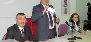 Araban Kaymakamlığı SYDV Mütevelli Heyeti Seçimi yapıldı