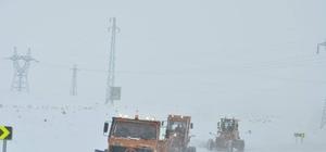 Kars'ta 22 köy yolu ulaşıma kapalı