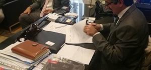 Kahramanmaraş'ta yaşlılar için özel takip sistemi kuruldu