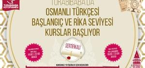Beyoğlu'nda Osmanlıca kursu için kayıtlar başladı