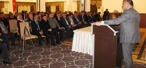 Başkan Akdoğan, AK Parti mahalle temsilcileri ile bir araya geldi