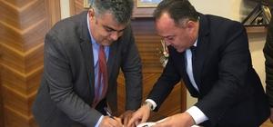 Ereğli Belediyesi ile Türk-İş Sendikası arasında toplu iş sözleşmesi imzalandı