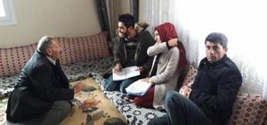 AK Parti İdil teşkilatından köy ziyaretleri