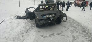 Van'da trafik kazası: 1 ölü, 11 yaralı