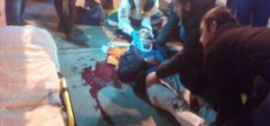 Karamürsel'de motosiklet kazası: 1 yaralı