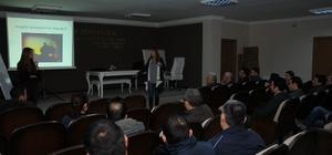 Belediye personeline motivasyon ve etkili iletişim semineri