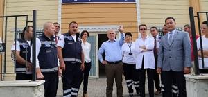 """Başkan Akgün: """"Sağlık İşleri Müdürlüğü'müz önemli hizmetlere imza attı"""""""