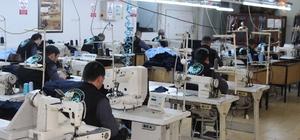 Hastanelerin tekstil ürünleri cezaevinden temin ediliyor