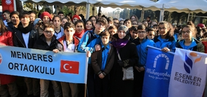 Başkan Necmi Kadıoğlu Bulgaristan'da