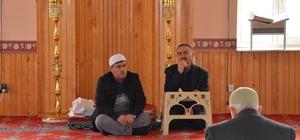 Günyüzü'nde Mehmet Akif Ersoy için mevlit okutuldu