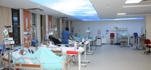 Yoğun Bakım Hemşireliği sertifikalı eğitimi tamamlandı