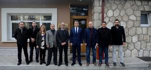 Eskişehir Valisi Azmi Çelik, Beylikova'ya kurulacak olan tesisi anlattı