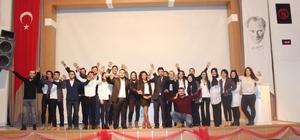 """Beşiktaşlılardan """"Kadına Şiddete Hayır"""" Konferansı"""