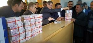 Kayseri Şeker, kampanya sona ermeden pancar paralarını 26 Aralık'ta ödeyerek bir rekora daha imza attı