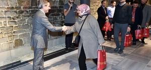 """Başkan Ahmet Misbah Demircan: """"Çalışanlarımızın varlığıyla ayaktayız"""""""