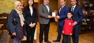 Uluslararası Türk Dünyası Bilim ve Kültür Şenliği'nde Erbaa'yı temsil ettiler