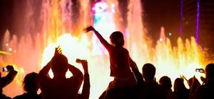 İstanbullular yeni yıla Watergarden İstanbul'da muhteşem su ve dans gösterisi ile girecek