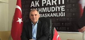 Başkan Arslan, Vali Çelik'in ziyaretini değerlendirdi
