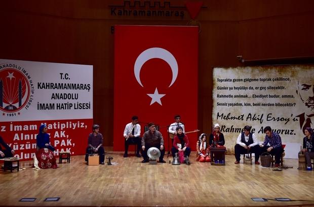 "Mehmet Akif Ersoy ""İstiklal madalyalı"" şehirde anıldı"