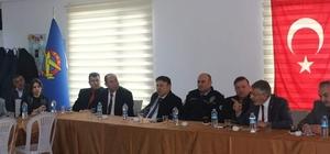 Başkan Bozkurt, İnönü için iki müjde verdi