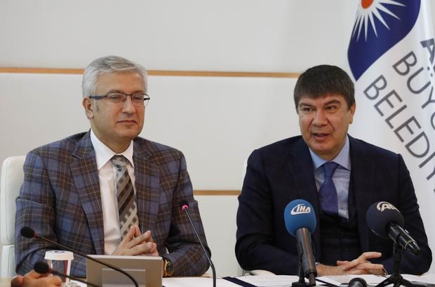 Antalya'da Büyükşehir Belediyesi'nden denetimli serbestlik protokolü