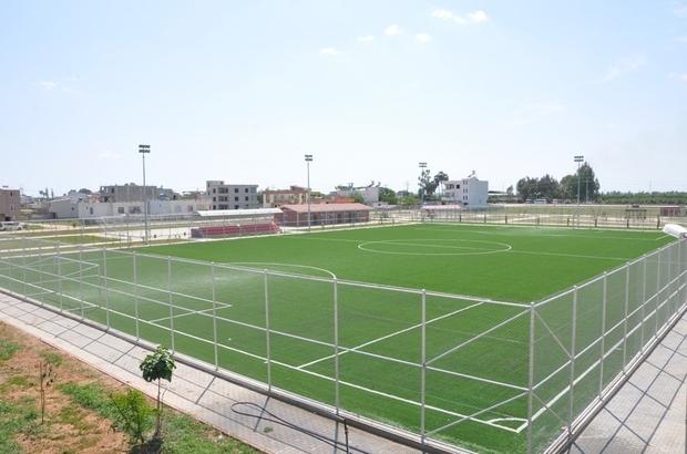 Yüreğir Belediyesi'nden spor tesisi atağı