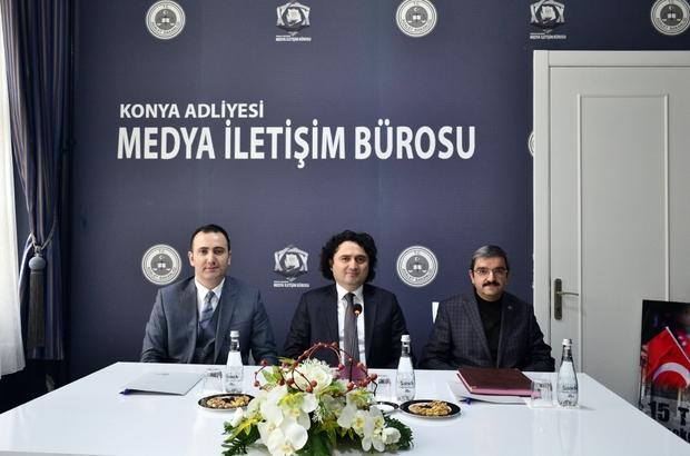 Medova Hastanesi ile Konya Adliyesi arasında sağlık protokolü imzalandı